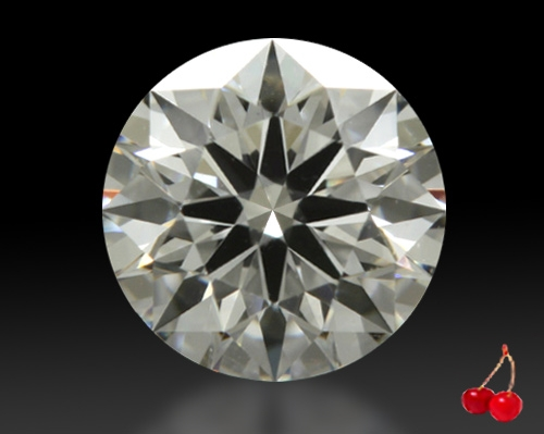 0.51 ct F VS2 Expert Selection Round Cut Loose Diamond