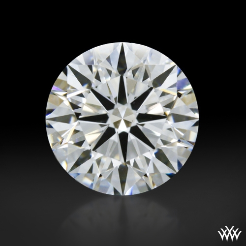 1.03 ct F VS1 Expert Selection Round Cut Loose Diamond