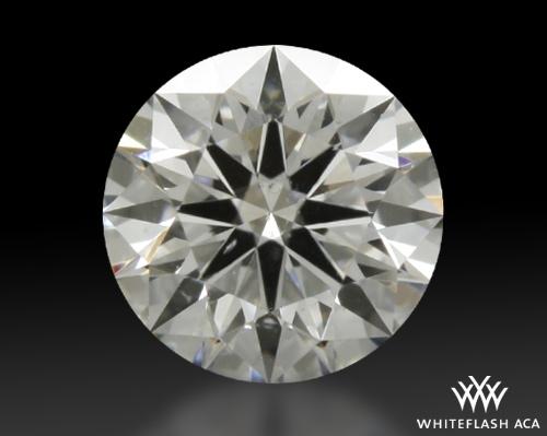 0.417 ct E SI1 A CUT ABOVE® Hearts and Arrows Super Ideal Round Cut Loose Diamond