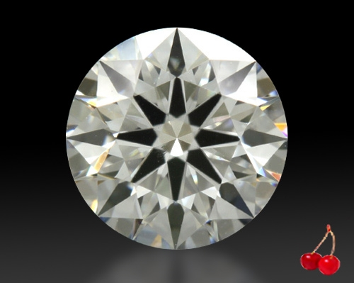 0.536 ct F VS2 Expert Selection Round Cut Loose Diamond