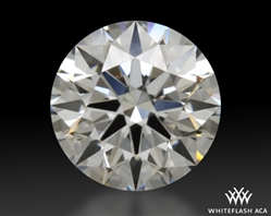0.805 ct G VS2 A CUT ABOVE® Hearts and Arrows Super Ideal Round Cut Loose Diamond