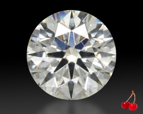0.415 ct G SI1 Expert Selection Round Cut Loose Diamond