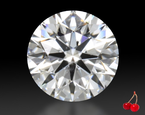 0.46 ct E VS2 Expert Selection Round Cut Loose Diamond