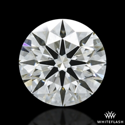 0.456 ct F VS2 A CUT ABOVE® Hearts and Arrows Super Ideal Round Cut Loose Diamond