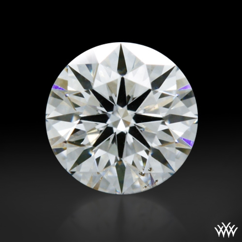 0.407 ct E SI1 Premium Select Round Cut Loose Diamond