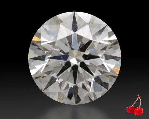 0.464 ct F SI1 Expert Selection Round Cut Loose Diamond