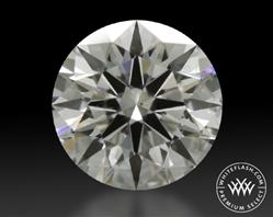 0.57 ct E SI1 Premium Select Round Cut Loose Diamond