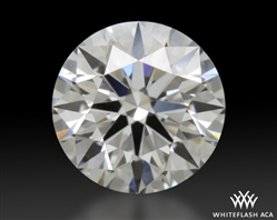 0.531 ct G VS2 A CUT ABOVE® Hearts and Arrows Super Ideal Round Cut Loose Diamond