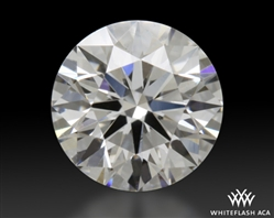 0.542 ct G VS2 A CUT ABOVE® Hearts and Arrows Super Ideal Round Cut Loose Diamond