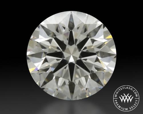 0.903 ct E SI1 Premium Select Round Cut Loose Diamond