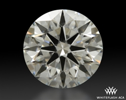 0.798 ct F VS2 A CUT ABOVE® Hearts and Arrows Super Ideal Round Cut Loose Diamond