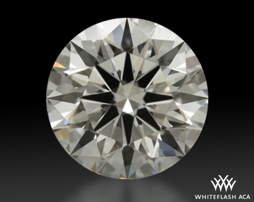 0.798 ct G VS1 A CUT ABOVE® Hearts and Arrows Super Ideal Round Cut Loose Diamond