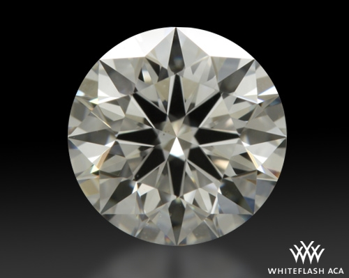 0.782 ct H VS2 A CUT ABOVE® Hearts and Arrows Super Ideal Round Cut Loose Diamond