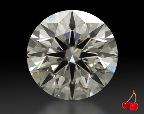 0.928 ct J VS2 Expert Selection Round Cut Loose Diamond