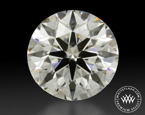 0.936 ct E SI1 Premium Select Round Cut Loose Diamond