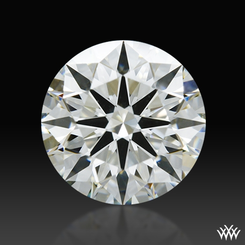 1.234 ct I VS1 A CUT ABOVE® Hearts and Arrows Super Ideal Round Cut Loose Diamond