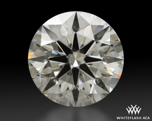 1.268 ct J SI1 Expert Selection Round Cut Loose Diamond
