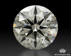 1.268 ct J SI1 Expert Selection Round Cut Loose Diamond