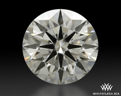 1.262 ct I VS1 A CUT ABOVE® Hearts and Arrows Super Ideal Round Cut Loose Diamond