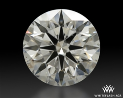 1.35 ct G SI1 A CUT ABOVE® Hearts and Arrows Super Ideal Round Cut Loose Diamond