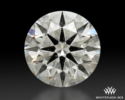 1.205 ct H SI2 A CUT ABOVE® Hearts and Arrows Super Ideal Round Cut Loose Diamond