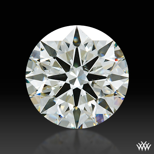 3.017 ct I SI1 Expert Selection Round Cut Loose Diamond