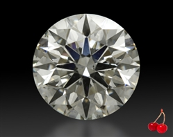 1.005 ct J SI1 Expert Selection Round Cut Loose Diamond