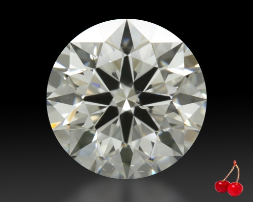 0.905 ct F SI1 Expert Selection Round Cut Loose Diamond
