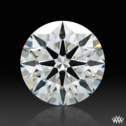 0.918 ct E VVS1 Expert Selection Round Cut Loose Diamond