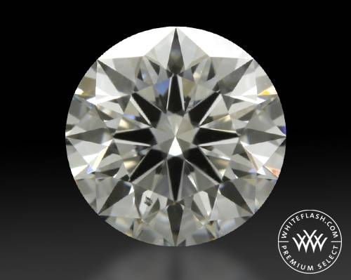 0.734 ct F SI1 Expert Selection Round Cut Loose Diamond