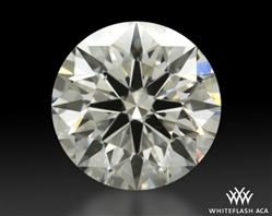 0.708 ct G VS2 A CUT ABOVE® Hearts and Arrows Super Ideal Round Cut Loose Diamond