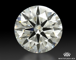 2.398 ct H VS1 A CUT ABOVE® Hearts and Arrows Super Ideal Round Cut Loose Diamond