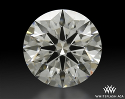 0.766 ct F VS1 A CUT ABOVE® Hearts and Arrows Super Ideal Round Cut Loose Diamond