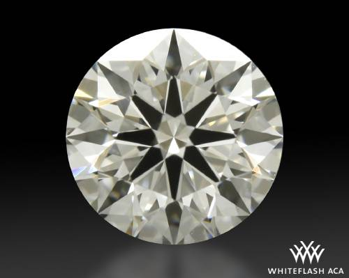 0.812 ct I VS1 A CUT ABOVE® Hearts and Arrows Super Ideal Round Cut Loose Diamond