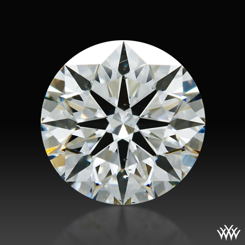 1.504 ct I SI1 A CUT ABOVE® Hearts and Arrows Super Ideal Round Cut Loose Diamond