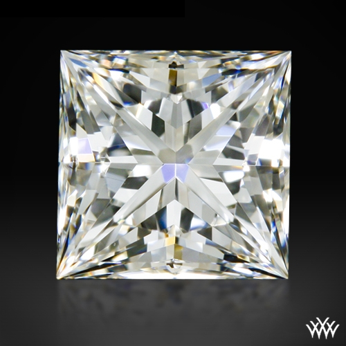 0.593 ct G VS1 A CUT ABOVE® Princess Super Ideal Cut Diamond