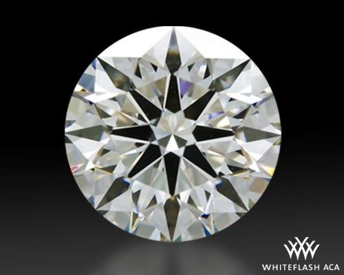 2.26 ct I VS2 A CUT ABOVE® Hearts and Arrows Super Ideal Round Cut Loose Diamond