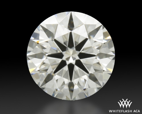0.781 ct F VS1 A CUT ABOVE® Hearts and Arrows Super Ideal Round Cut Loose Diamond