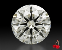 0.746 ct H VS1 Expert Selection Round Cut Loose Diamond
