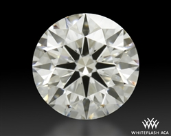 0.772 ct G VS2 A CUT ABOVE® Hearts and Arrows Super Ideal Round Cut Loose Diamond