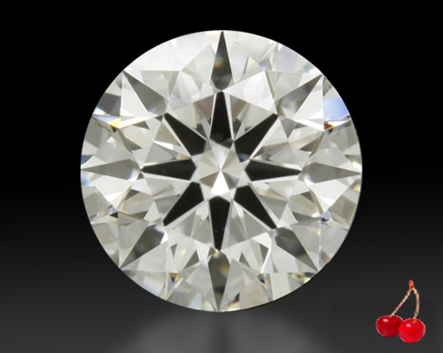 0.823 ct H VS2 Expert Selection Round Cut Loose Diamond