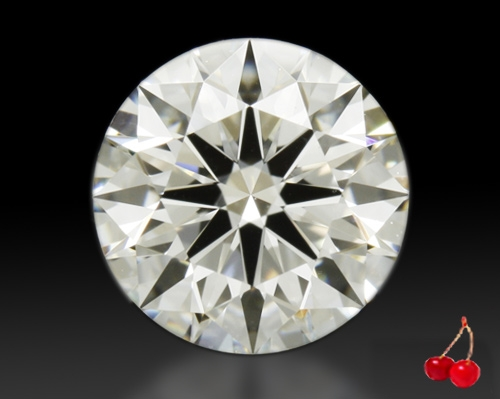 0.818 ct H VS1 Expert Selection Round Cut Loose Diamond