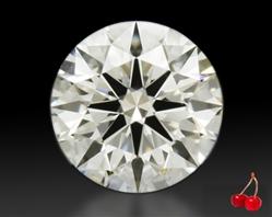 0.818 ct H VS1 Expert Selection Round Cut Loose Diamond