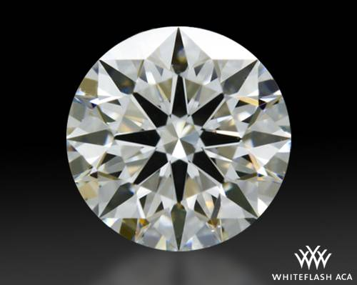 0.56 ct G VS1 A CUT ABOVE® Hearts and Arrows Super Ideal Round Cut Loose Diamond