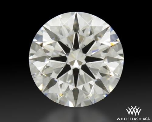 0.52 ct F VS2 A CUT ABOVE® Hearts and Arrows Super Ideal Round Cut Loose Diamond
