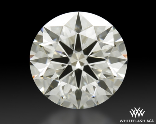 1.507 ct H VS1 A CUT ABOVE® Hearts and Arrows Super Ideal Round Cut Loose Diamond