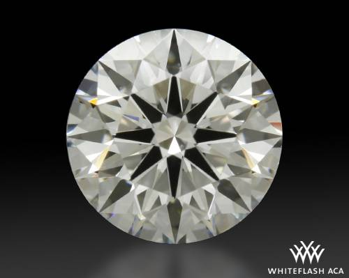 1.515 ct I VS2 A CUT ABOVE® Hearts and Arrows Super Ideal Round Cut Loose Diamond