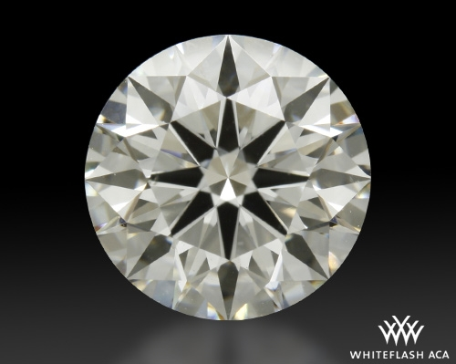 1.533 ct I VS2 A CUT ABOVE® Hearts and Arrows Super Ideal Round Cut Loose Diamond