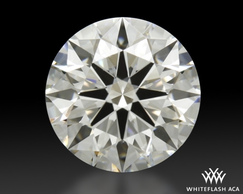 1.572 ct F VS2 A CUT ABOVE® Hearts and Arrows Super Ideal Round Cut Loose Diamond