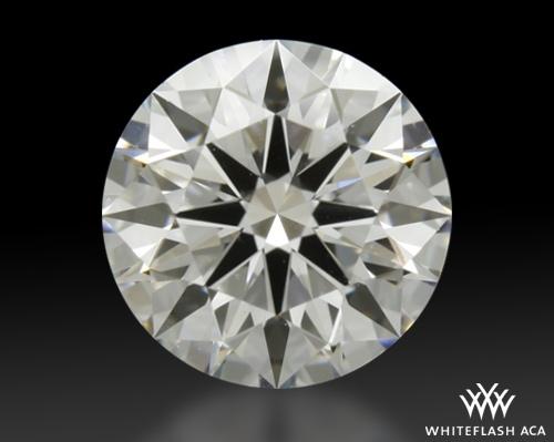 1.205 ct E VS2 A CUT ABOVE® Hearts and Arrows Super Ideal Round Cut Loose Diamond